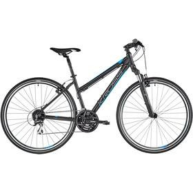 KROSS Evado 3.0 Trapez, black/blue matte